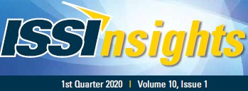 ISSI Newsletter Volume 10, Issue 1